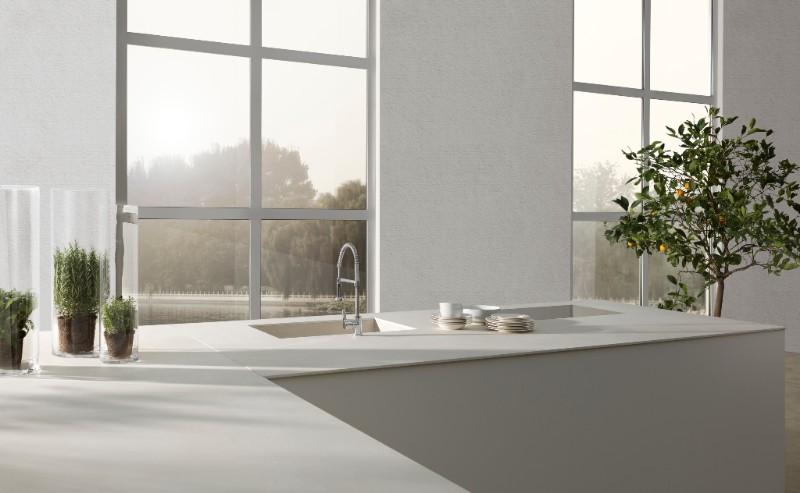 Nuove lastre ceramiche Laminam nel formato 1620x3240 mm in spessore 12 mm