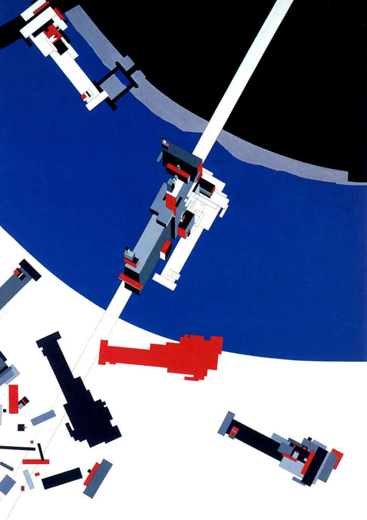 1976-77_Malevich's Tektonik_London