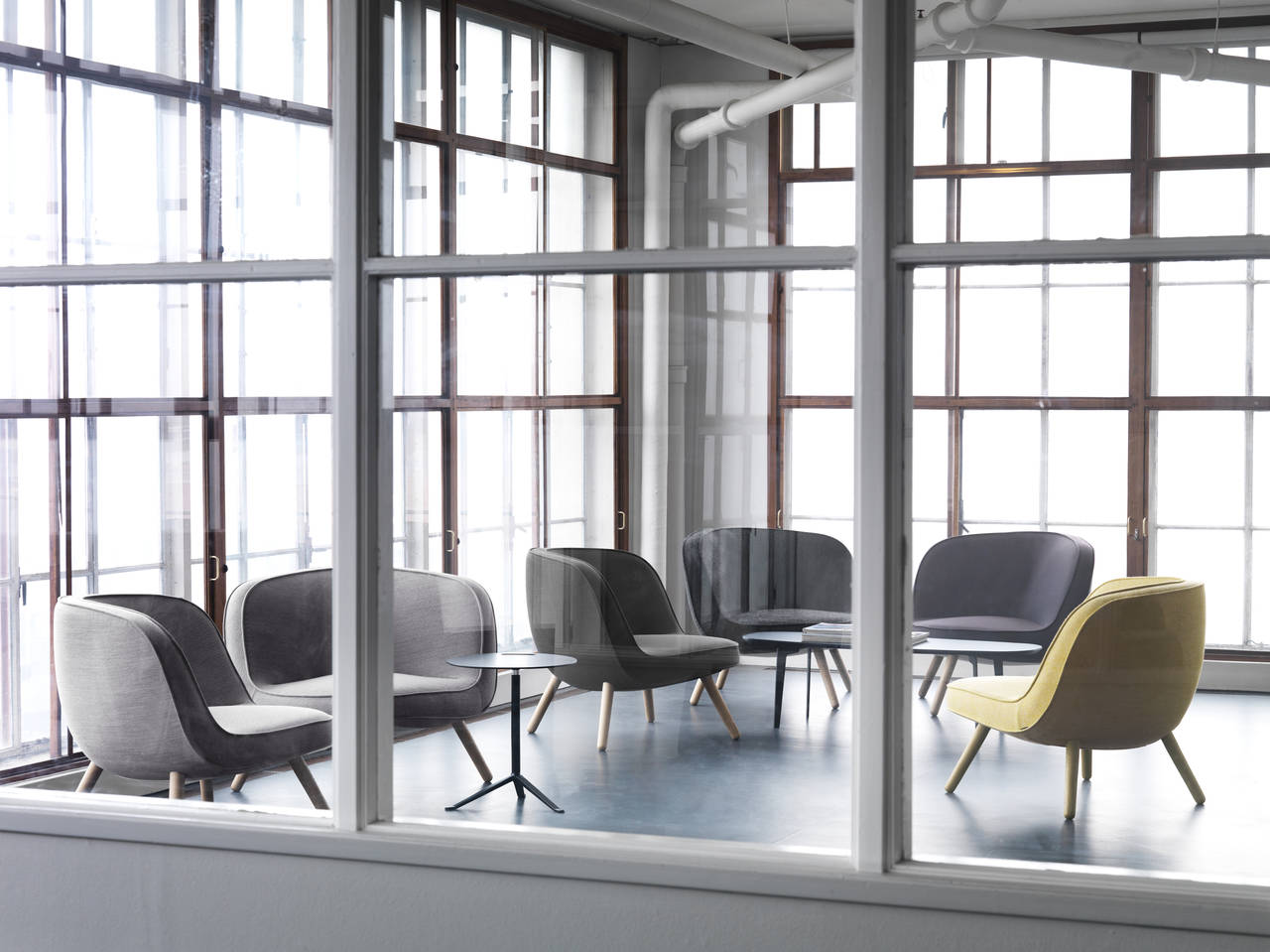 VIA57 lounge chair by Republic of Fritz Hansen