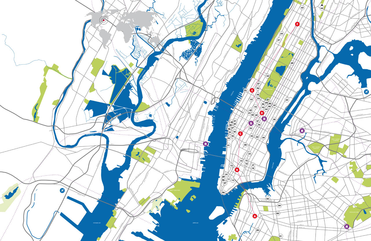 New York Botanical Garden Map Pdf The New York Botanical