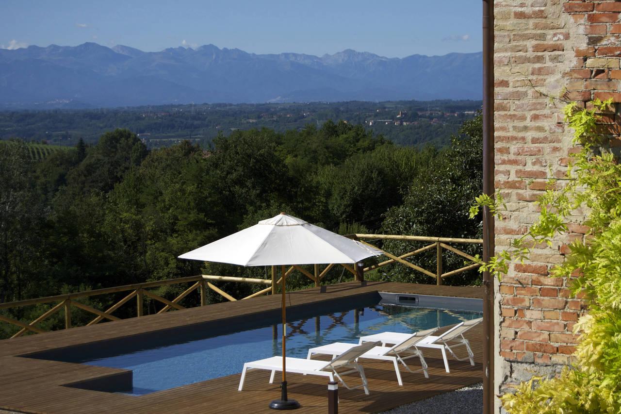 Navello per la Villa Ribota a Novello (CN)
