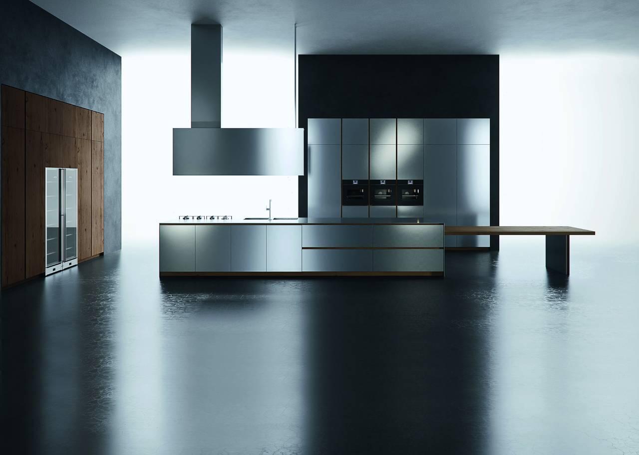 Opinioni Su Arrital Cucine elegante acciaio inox per ak04 by arrital | area