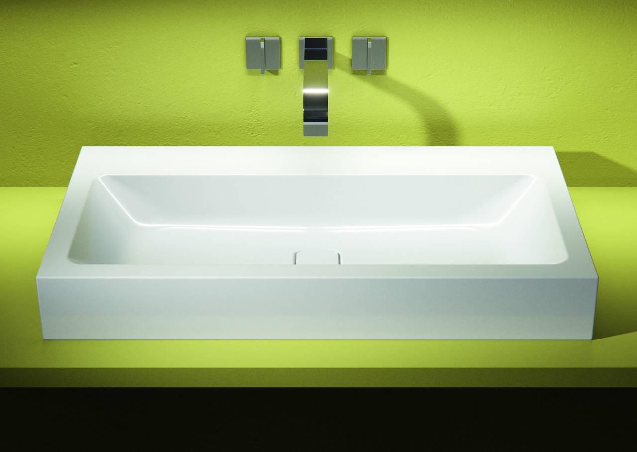 Vasca Da Bagno Acciaio Porcellanato : Kaldewei amplia le collezioni bagno con i nuovi lavabi area