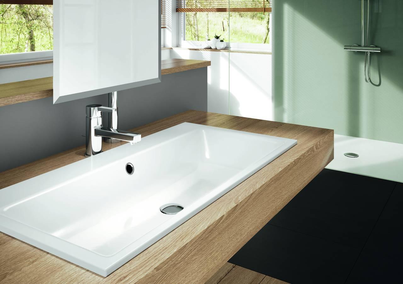 Vasca Da Incasso Kaldewei : Kaldewei amplia le collezioni bagno con i nuovi lavabi area