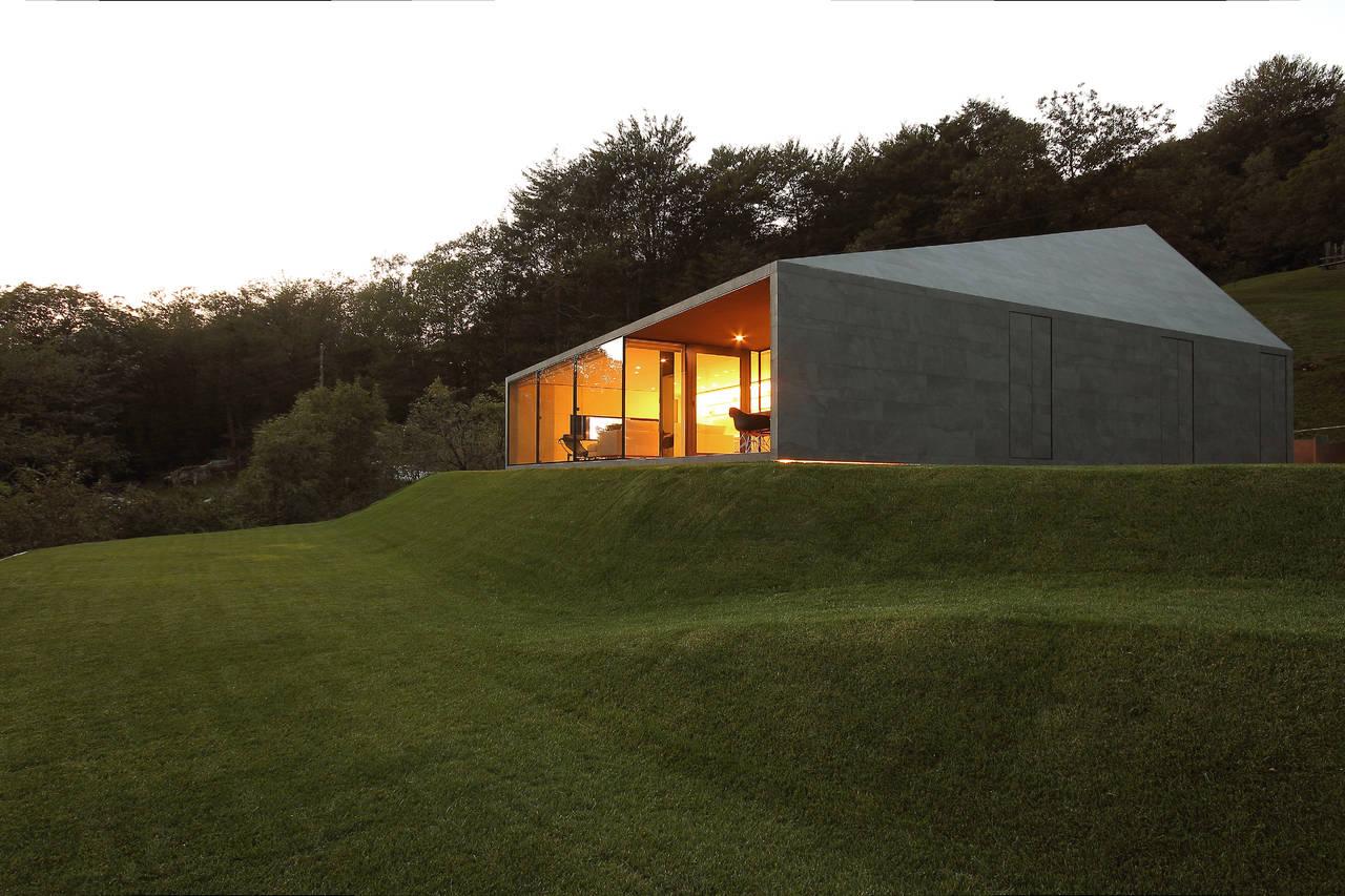 Montebar Villa Medeglia, Canton Ticino (Svizzera) - Jacopo Mascheroni JM Architecture