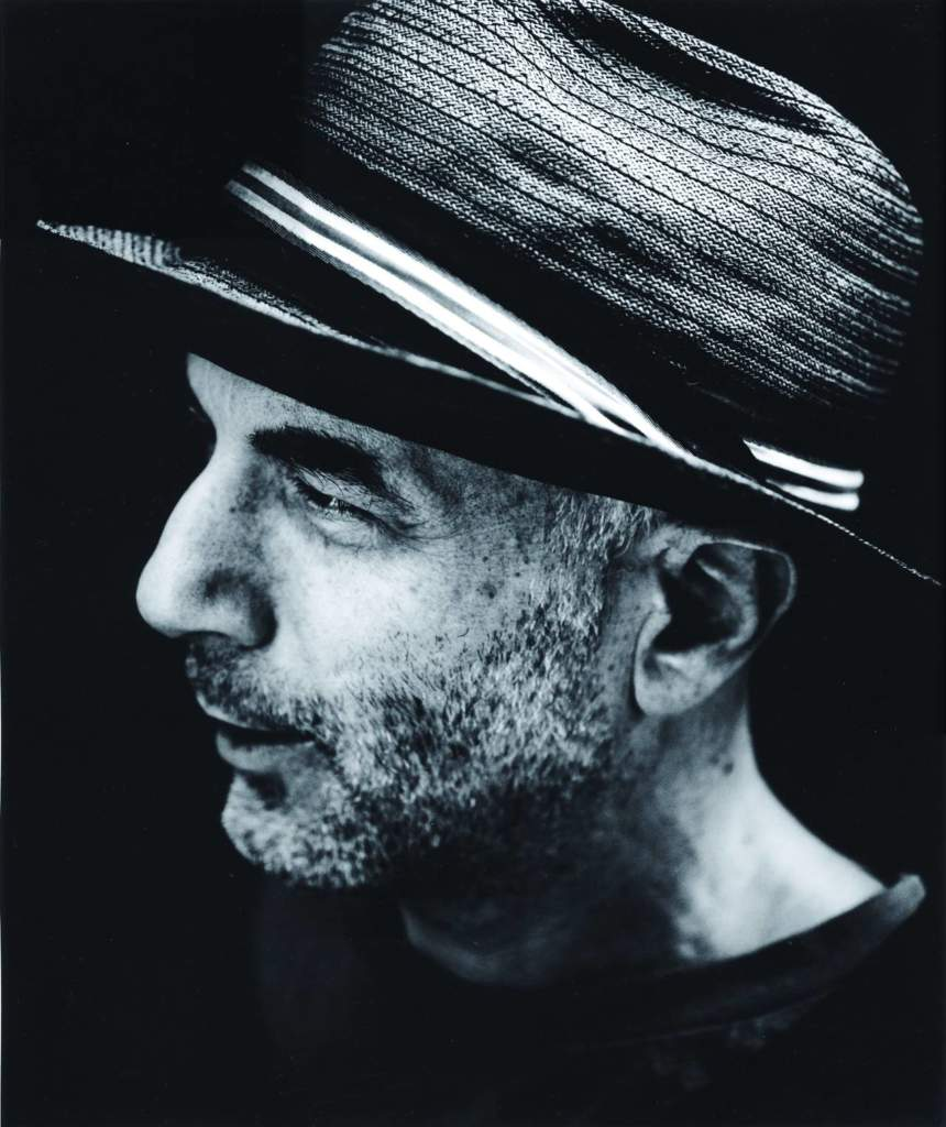 Ron Arad Photo by Andrew Meredith