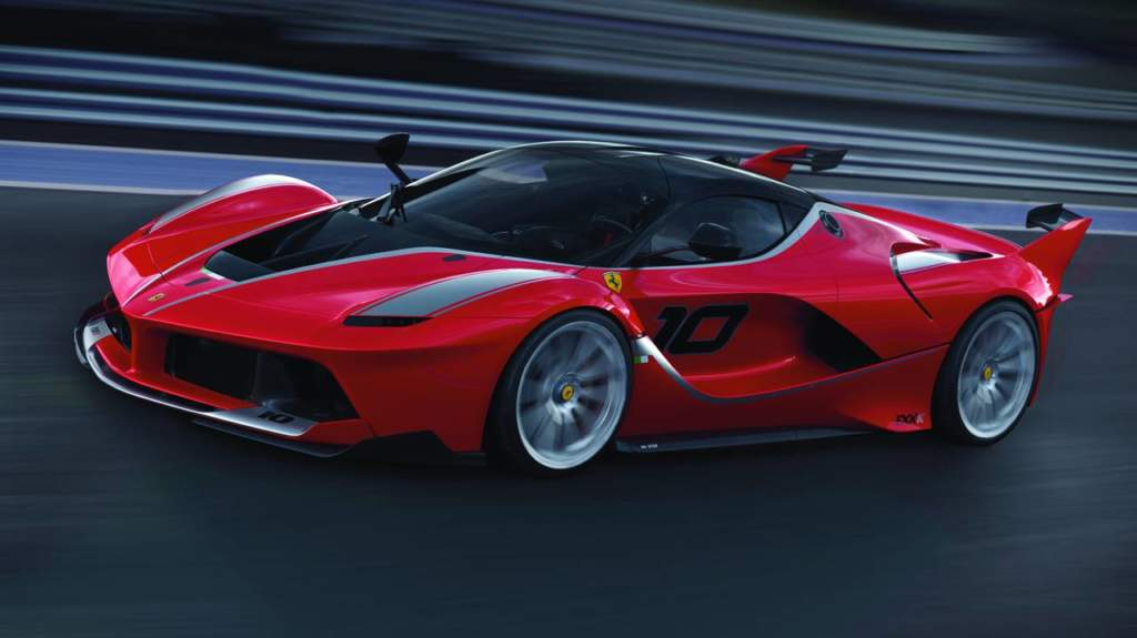 Ferrari - FXX K, Flavio Manzoni - Ferrari Design, Ferrari
