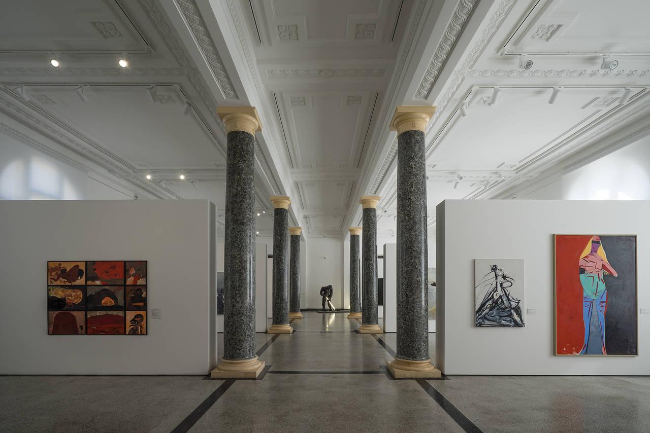 Linea Light per il Museo delle Belle Arti di Riga