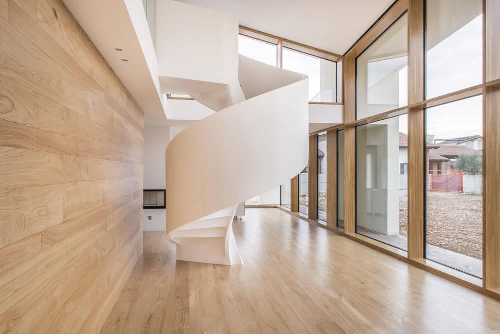 Rizzi Scale per la Casa Pls. Photo by Alessandro Ruzzier