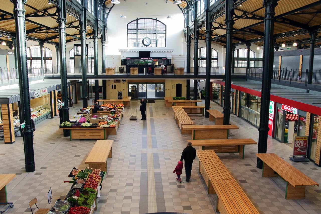 Klauzal Market