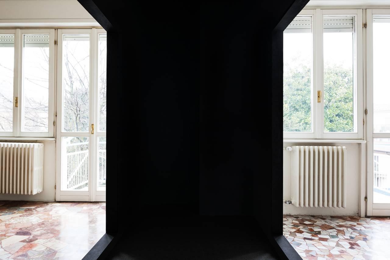 1° Premio Categoria D - Architetture d'interni, Lopes Brenna architetti – arch. Cristiana Lopes, arch. Giacomo Brenna