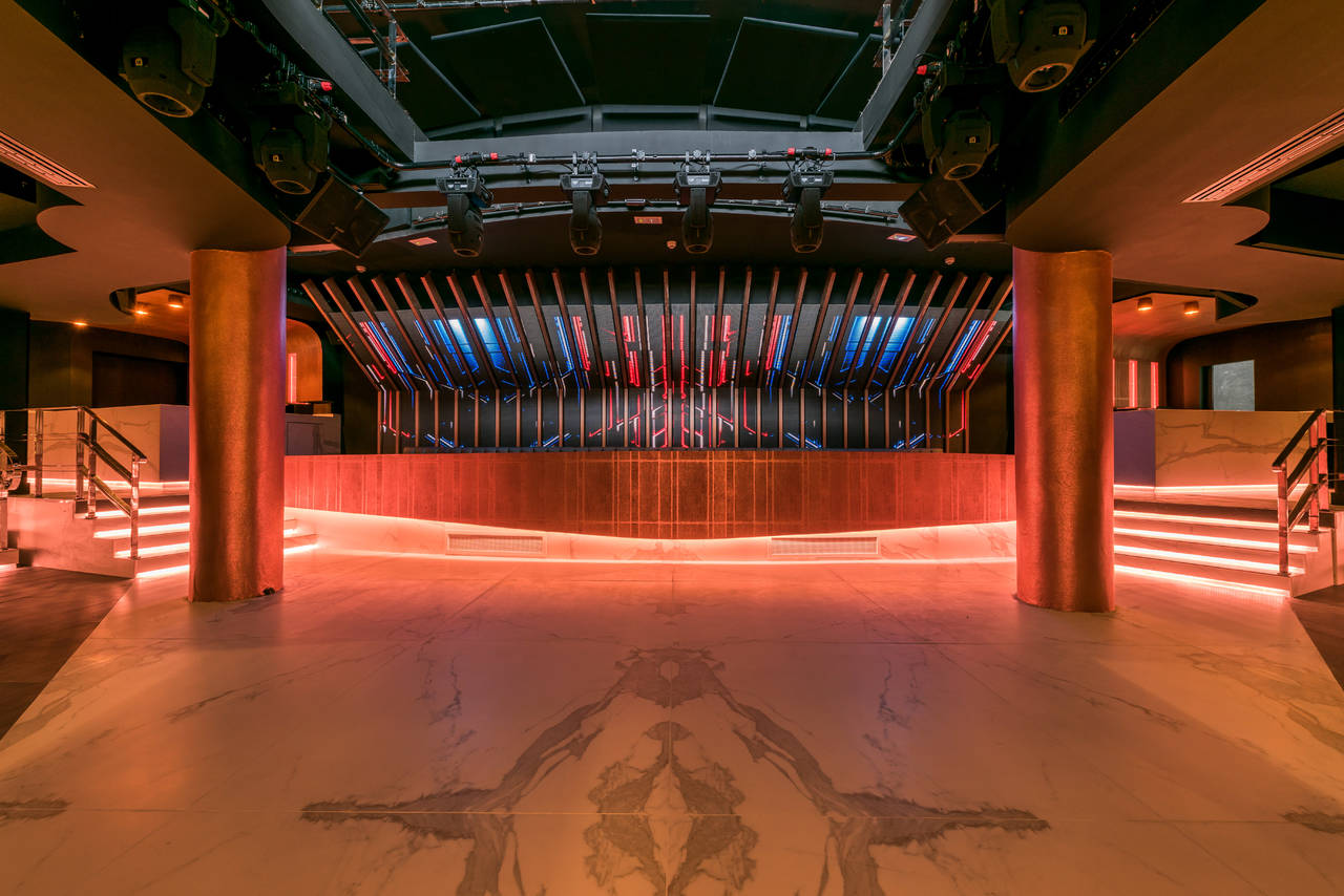 Teatro Barcelo a Madrid (Spagna)