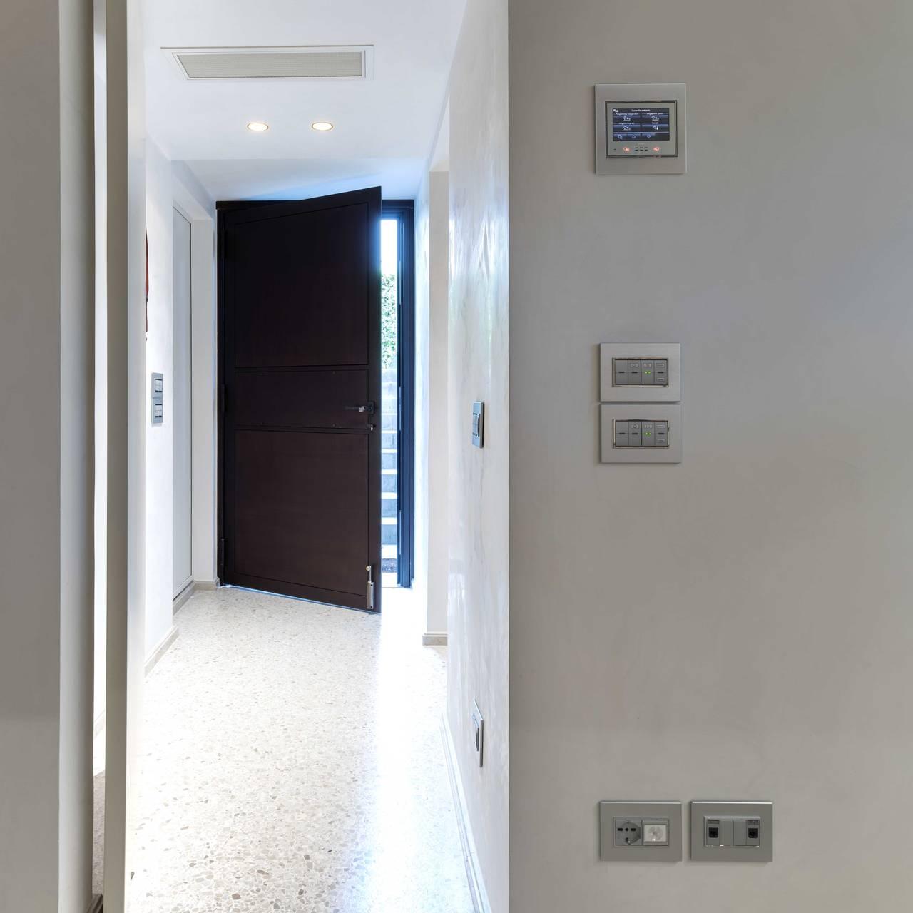 Vimar per una residenza privata a Padova