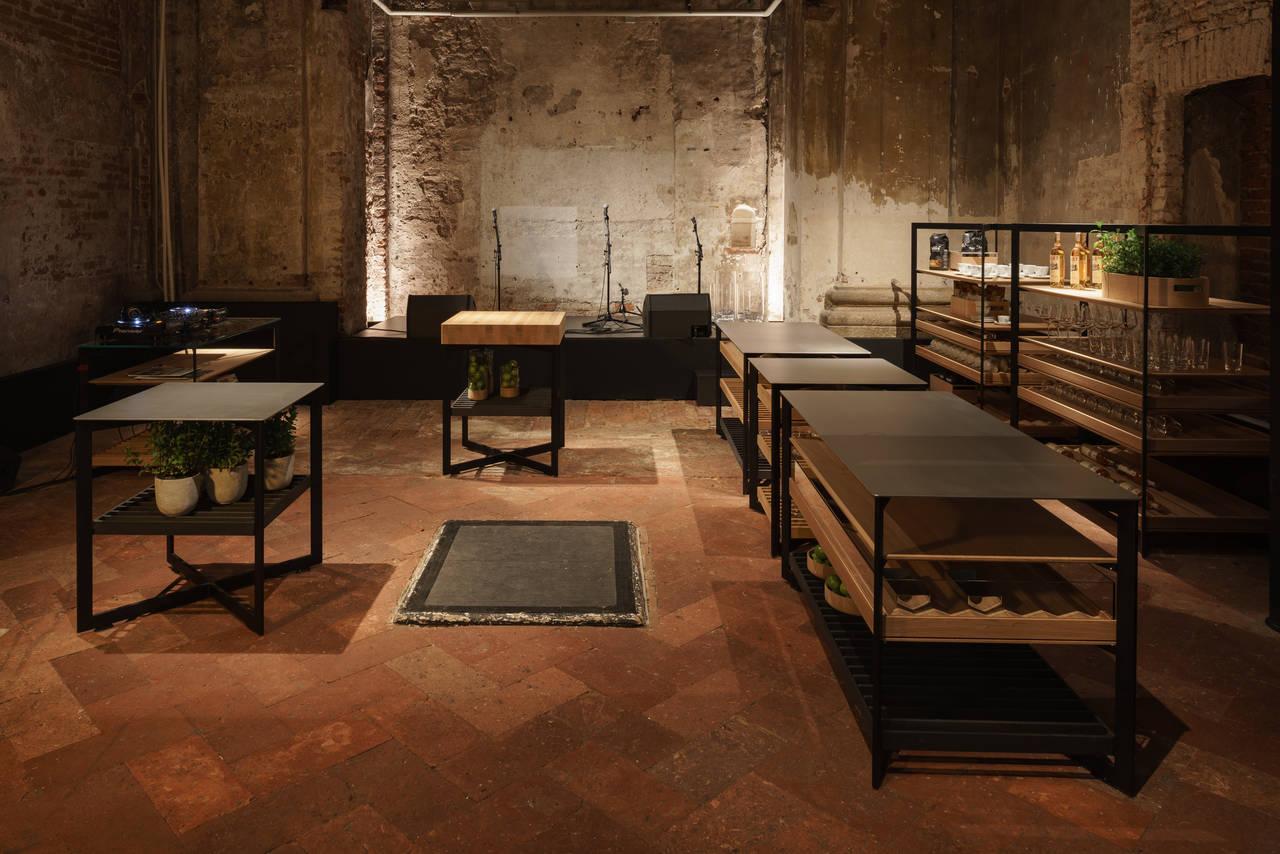 il nuovo programma b di bulthaup area. Black Bedroom Furniture Sets. Home Design Ideas