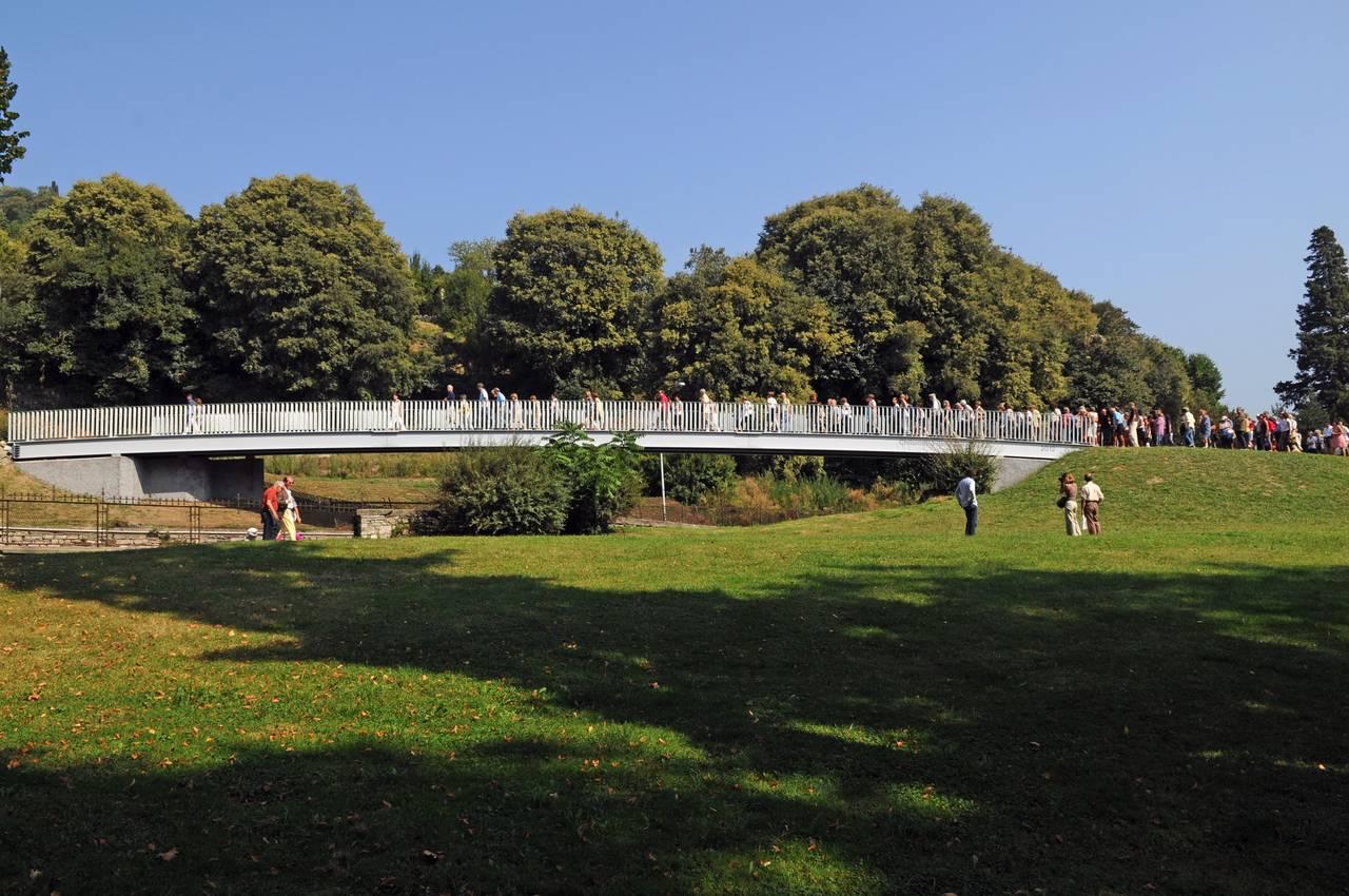 1° Premio Categoria C - Spazi urbani e infrastrutture, arch. Paolo Brambilla, arch. Renato Conti, arch. Corrado Tagliabue, Ing. G.Michele Colombo