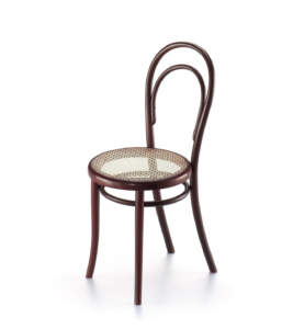 Michael Thonet, Chair No. 14, 1859-60