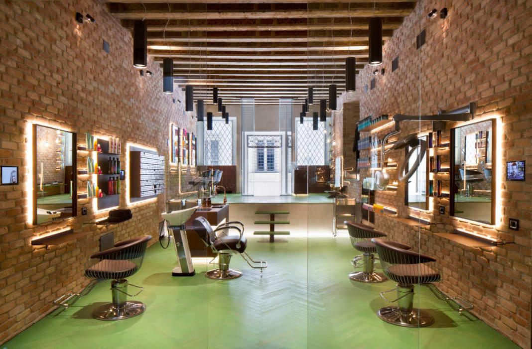 Dornbracht per il TIGI Concept Salon di Verona