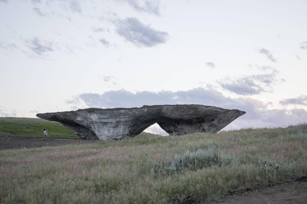 Structure of Landscape - Domo