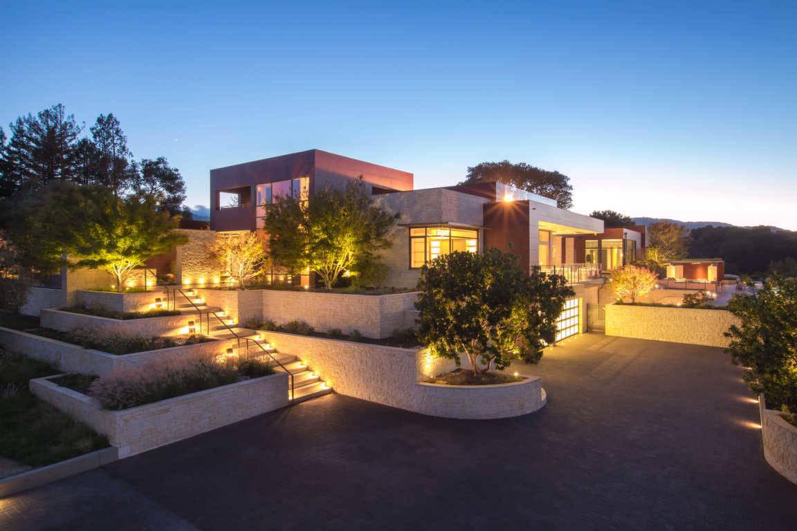 Saratoga Rolling Hills Estate