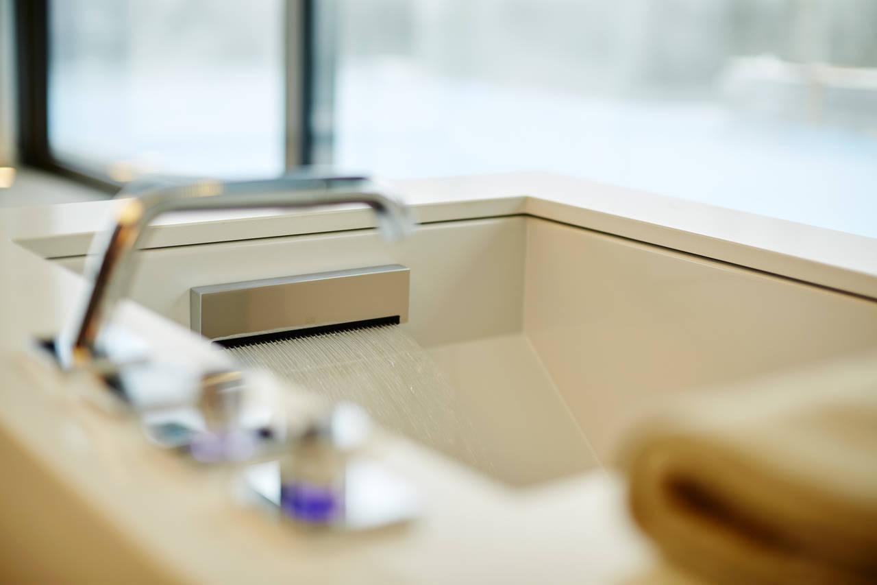 Foot Bath per pediluvi personalizzati