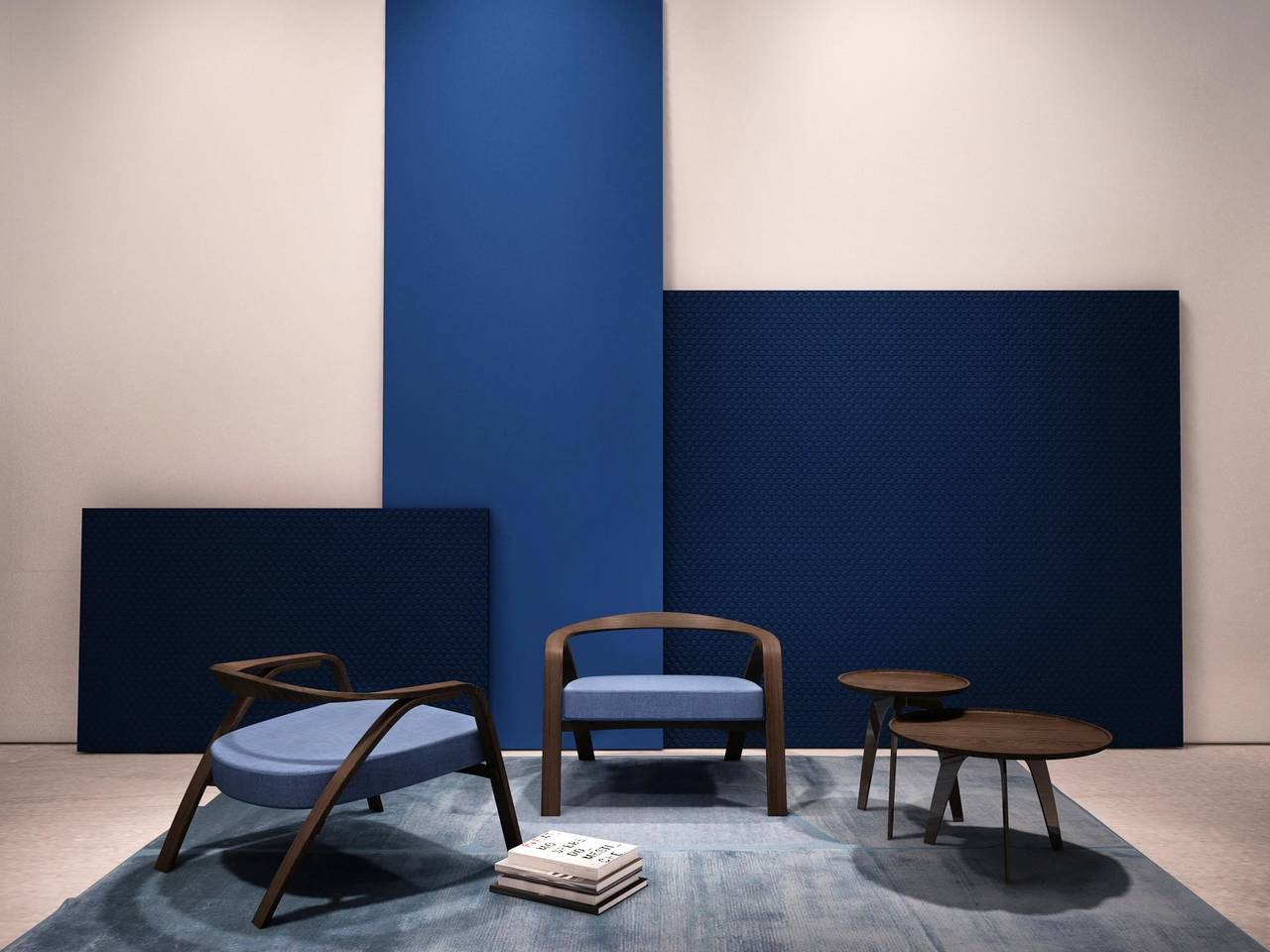Poltroncina Grillo, design Parisotto + Formenton per True Design
