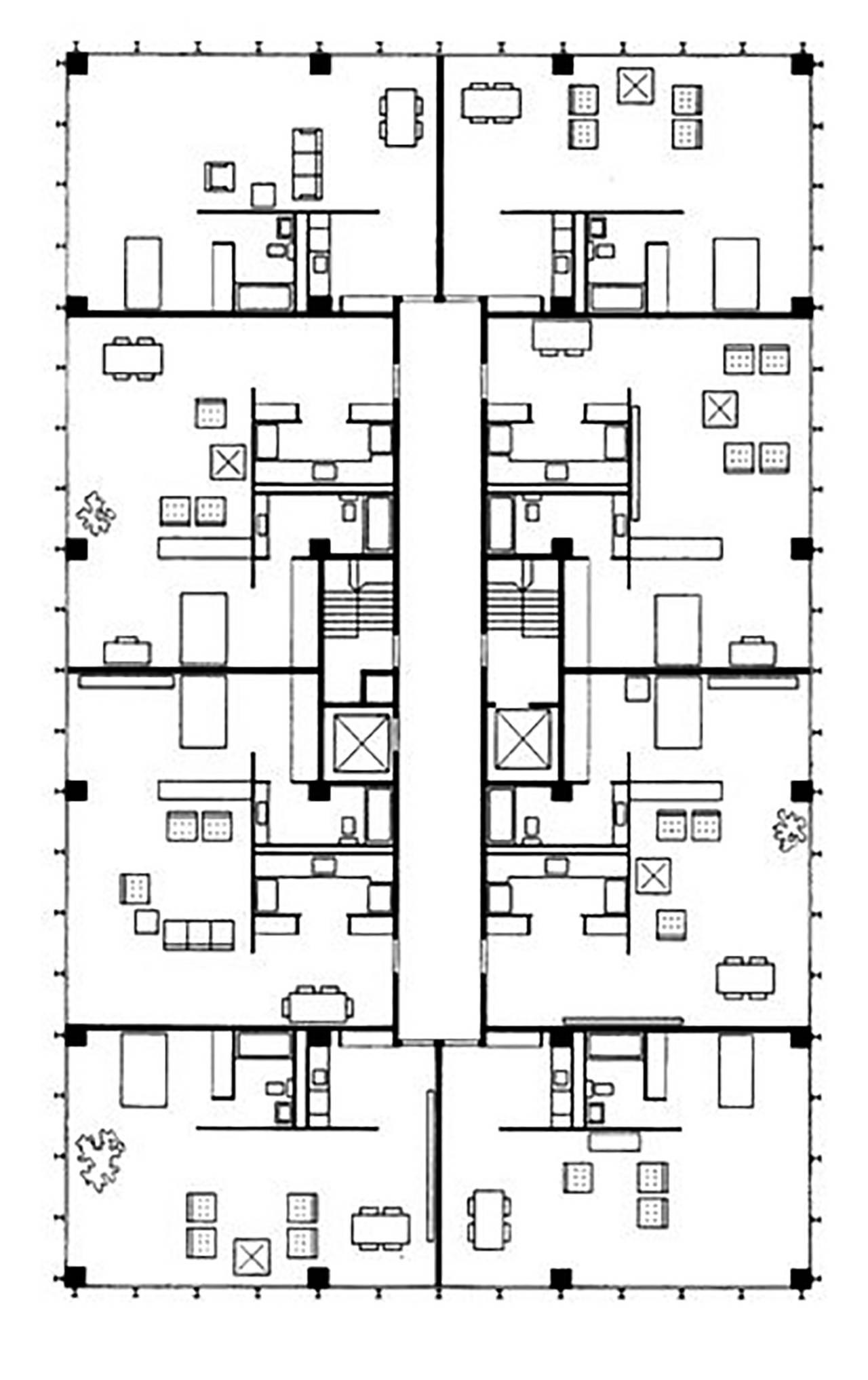 860 880 Lake Shore Drive Apartments Area