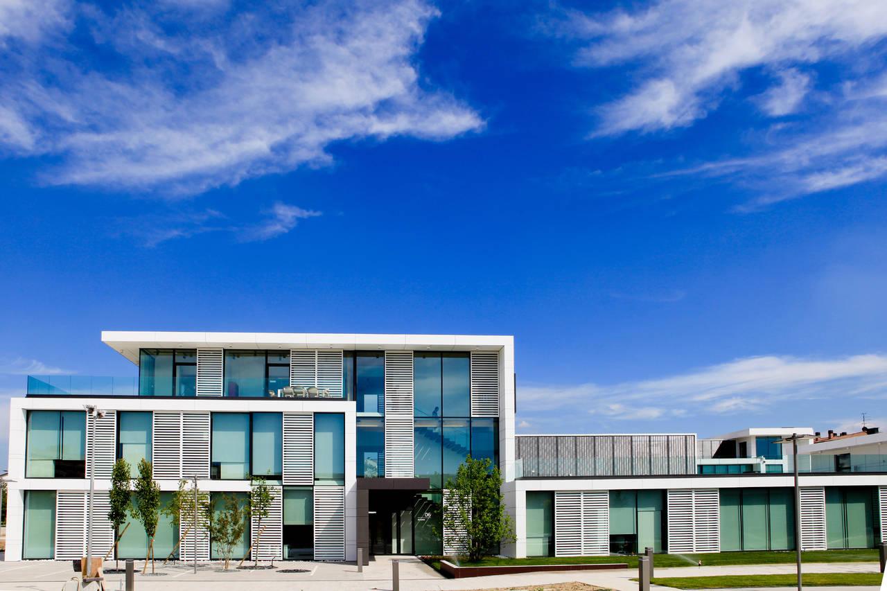 Atrium nuovo centro direzionale di Parma