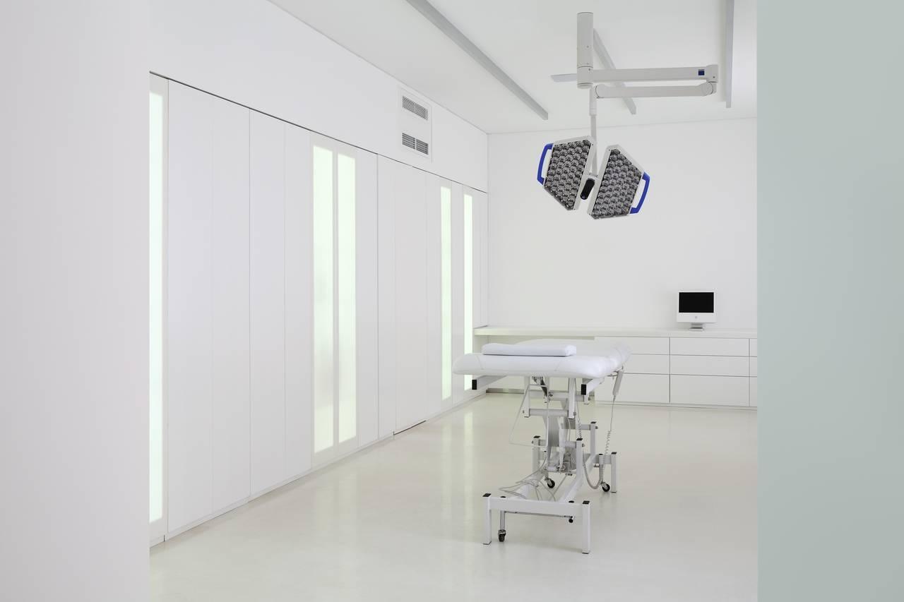 Du Pont per il nuovo centro medico a Novi Sad (Serbia)