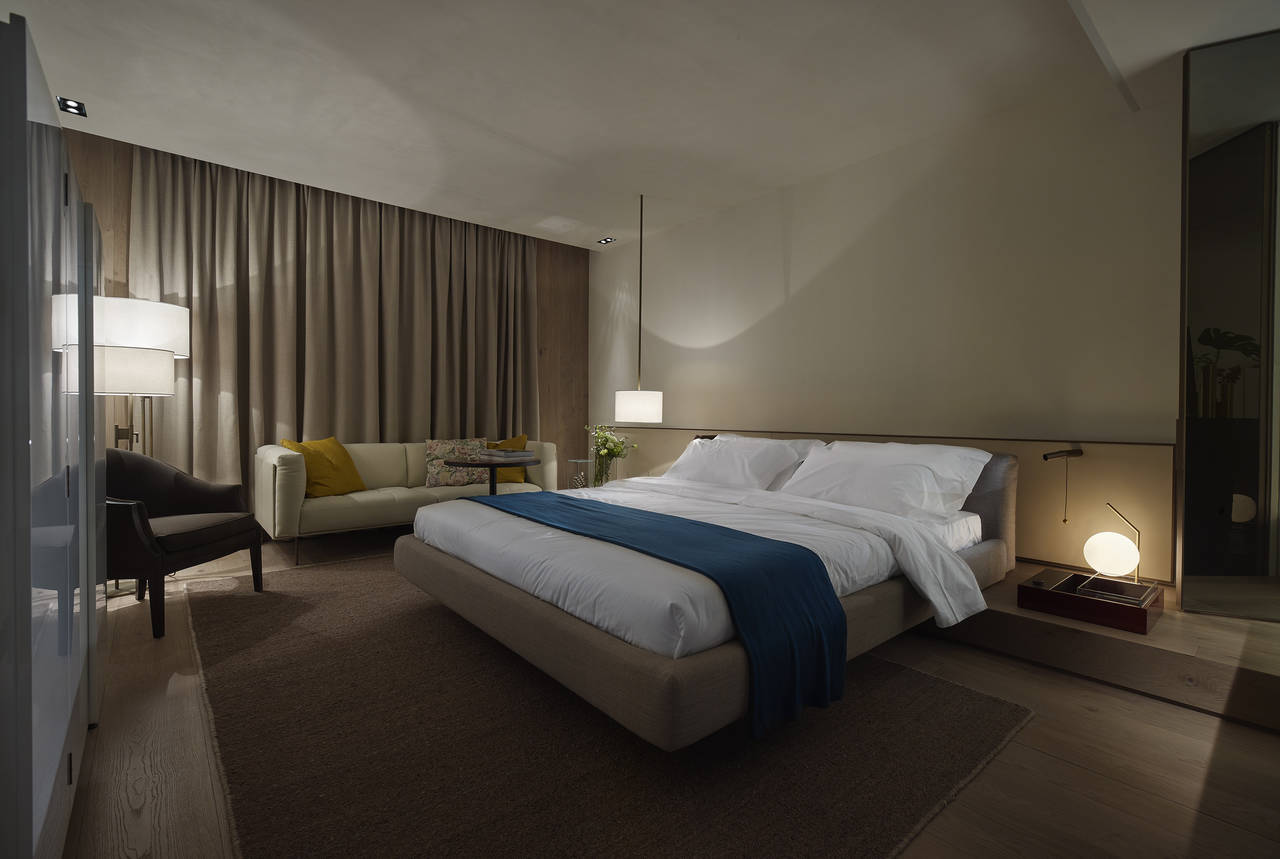 Lema per il nuovo hotel Roomers di Baden Baden (Germania)