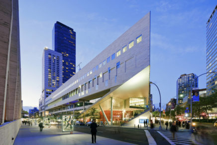 Lincoln Center for the Performing Arts Redevelopment Project