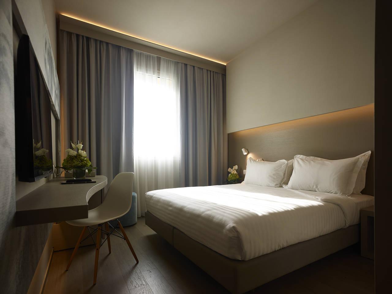 Lema per il nuovo Glance hotel di Firenze