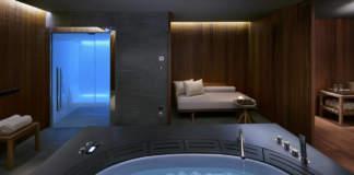 Starpool per la spa del Mandarin Milano