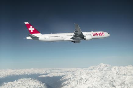 Design in flight SWISS and PriestmanGoode