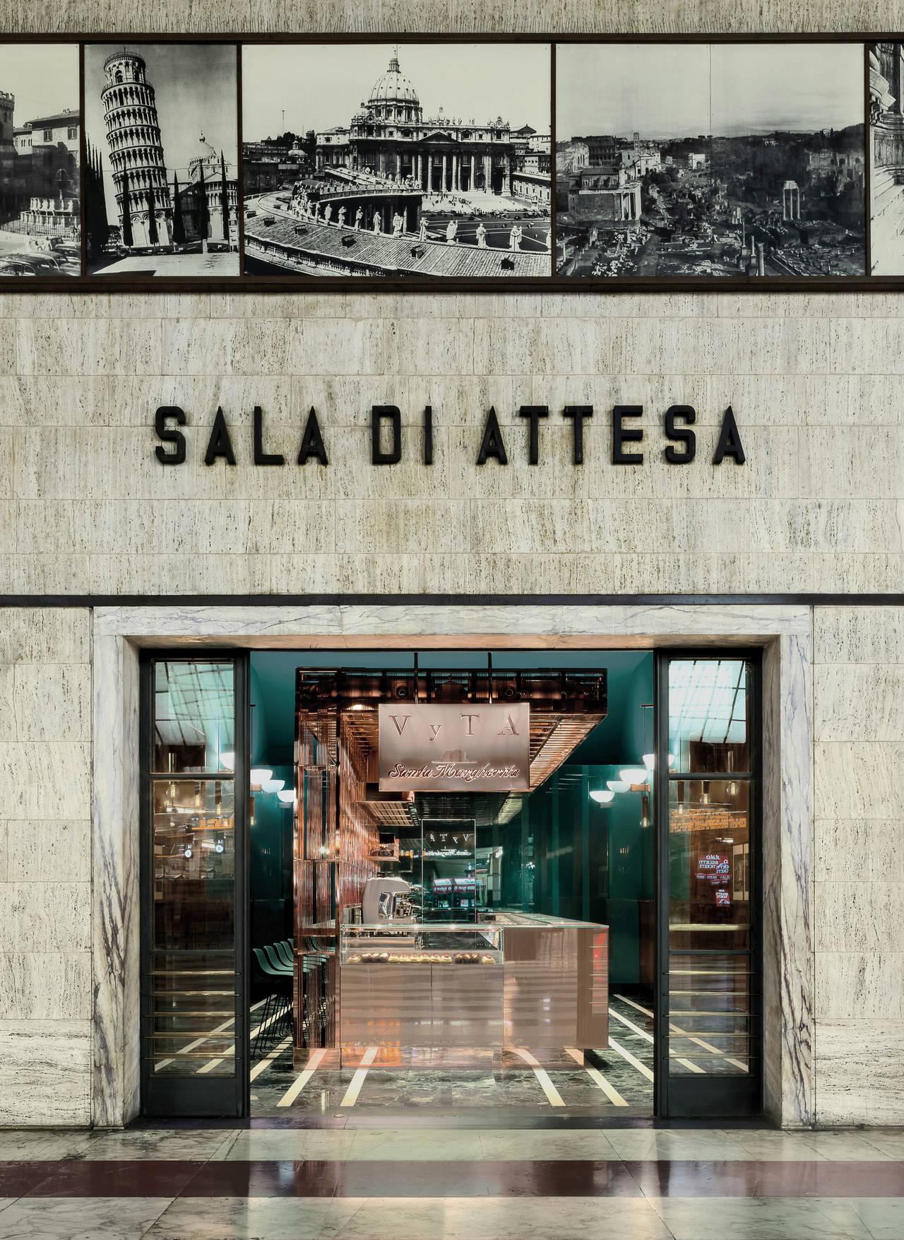 Lapalma per la Stazione Santa Maria Novella di Firenze
