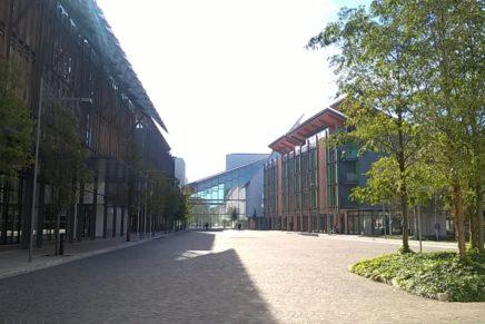 Trento, inaugurata la biblioteca universitaria di Renzo Piano