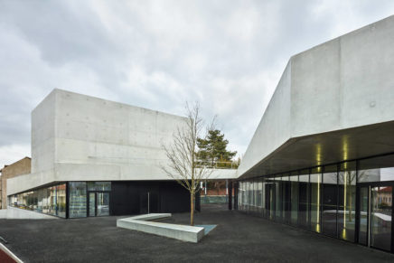 'Les Closiaux' gymnasium