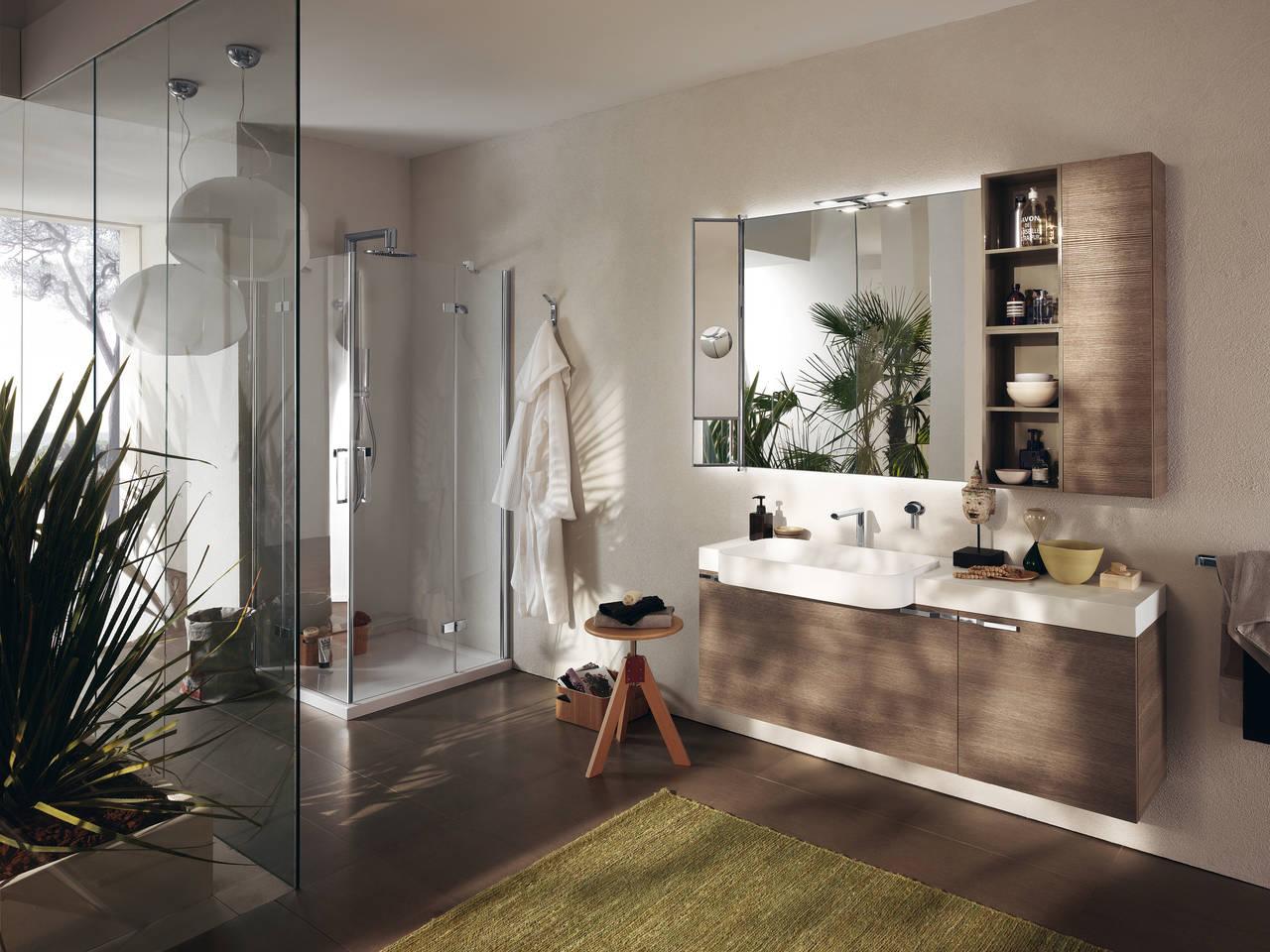 Vasca Da Bagno Scavolini Prezzo : Il calore del legno con scavolini bathrooms area