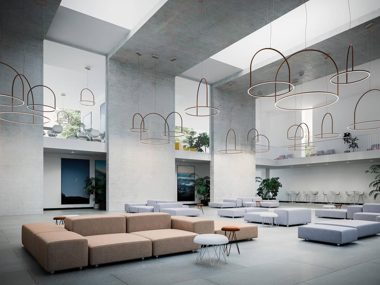 la cupola di luce u light by axo light area. Black Bedroom Furniture Sets. Home Design Ideas