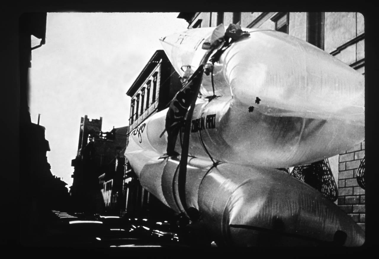 UFO. Urboeffimeri, Foto, 1968 (Lapo Binazzi)