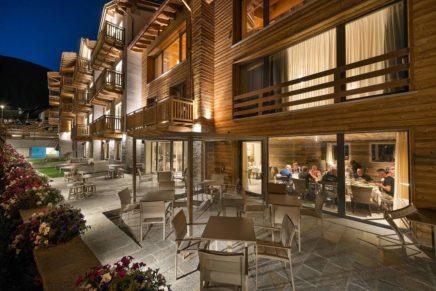 Duka per l'Hotel Sporting a Livigno
