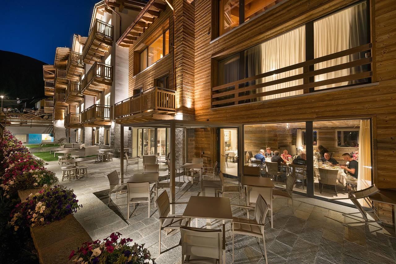 Duka per l'Hotel Sporting a Livigno  Area