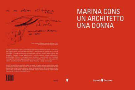 Marina Cons, un architetto, una donna