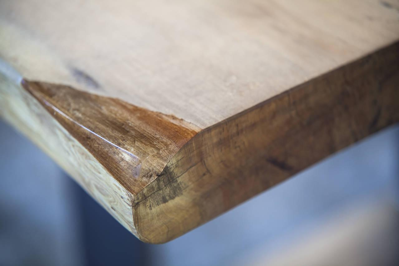 Otto la panca di cipì in tronco pieno di suar arredare con stile