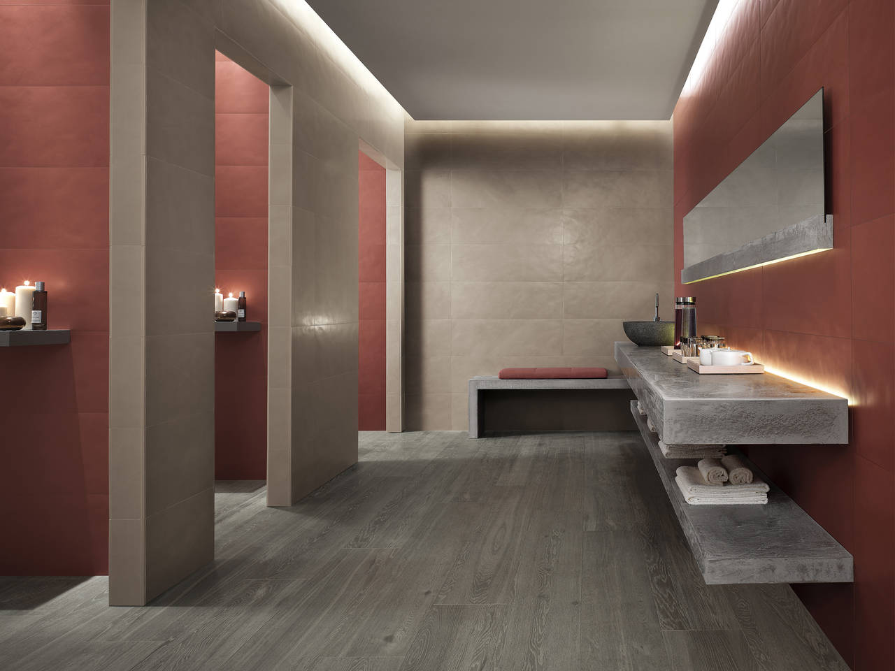 A tutto colore fap ceramiche presenta color now area