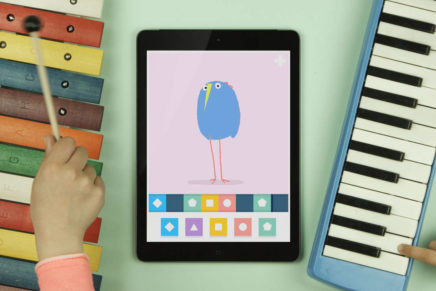 Giro Giro Tondo Design for Children