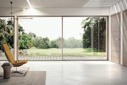 Porte e finestre coordinate: il Total Look di Pail