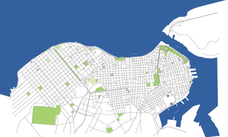 Mappa Havana