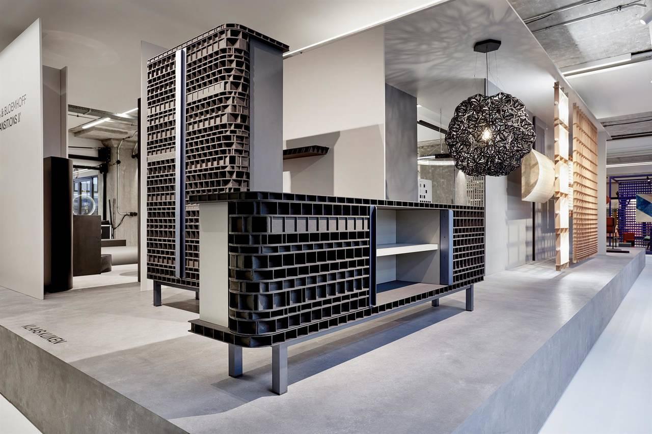 Hi macs incontra il design olandese area for Design coloniale olandese