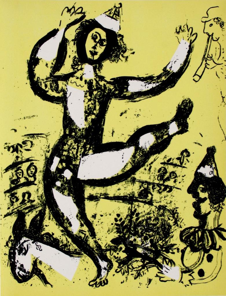 33-Chagall Cirque