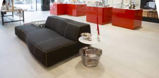 Collezione Gesso di Emilgroup per lo Store Alessi di Scalo Milano
